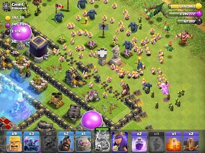 Clash Of Clans MOD APK With Unlimited Gems, Coins, and much more