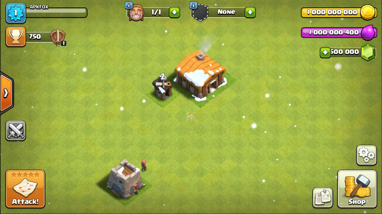 Clash of Clans Mod APK With Unlimited Gems, Coin, elixir