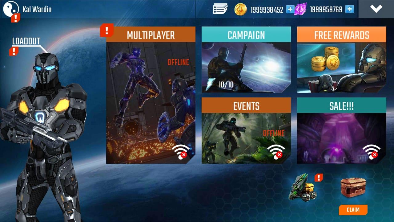 Nova Legacy Hack Mod Apk Unlimited Money And Trilithium