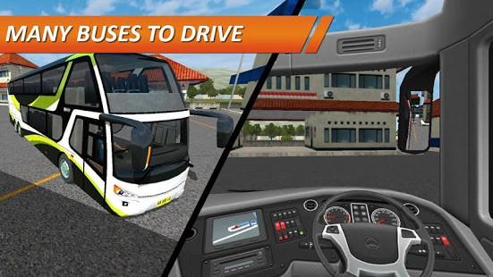 Bus Simulator Indonesia Mod Apk Android 3 3 2