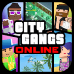 City Gangs San Andreas MOD APK android 1.38