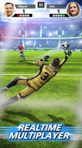 Football Strike Multiplayer Soccer MOD APK Android 1.22.0 Screenshot