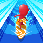 Water Race 3D Aqua Music Game MOD APK android 1.3.5