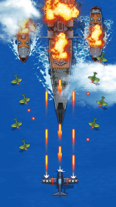 1945 Battle Of Midway MOD APK Android 7.26 Screenshot