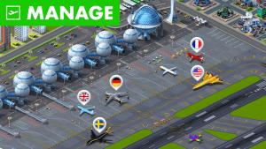 Airport City MOD APK Android 7.21.35 Screenshot