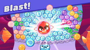 Angry Birds Dream Blast Bubble Puzzle Shooter MOD APK Android 1.22.1 Screenhot