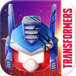 Angry Birds Transformers MOD APK android 2.4.1