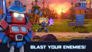 Angry Birds Transformers MOD APK Android 2.4.1 Screenshot