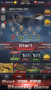 Battle Shooters Free Shooting Games MOD APK Android 1.0.3 Screenshot