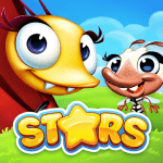 Best Fiends Stars Free Puzzle Game MOD APK android 1.7.0