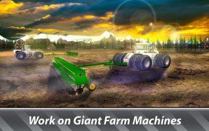 Big Machines Simulator Farming Run A Huge Farm MOD APK Android 1.2 Screenshot