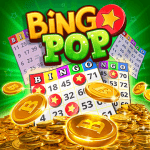 Bingo Pop Live Multiplayer Bingo Games for Free MOD APK android 6.3.58
