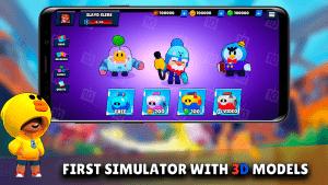 Box Simulator For Brawl Stars Open That Box MOD APK Android 8.6 Screenshot