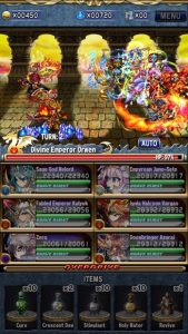 Brave Frontier MOD APK Android 2.16.1.0 Screenshot