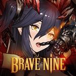 Brave Nine Tactical RPG MOD APK android 1.58.9