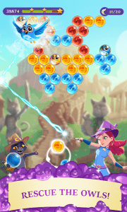 Bubble Witch 3 Saga MOD APK Android 6.11.5 Screenshot