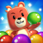 Buggle 2 Free Color Match Bubble Shooter Game MOD APK android 1.5.1