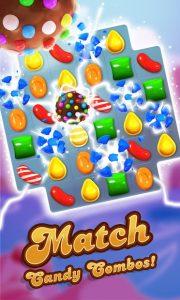 Candy Crush Saga MOD APK Android 1.180.0.1 Screenshot