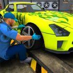 Car Mechanic Simulator Game 3D MOD APK android 1.0.6