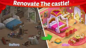 Castle Story Puzzle & Choice MOD APK Android 1.19.4 Screenshot