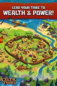 Celtic Tribes Building Strategy MMO MOD APK Android 5.7.14 Screenshot