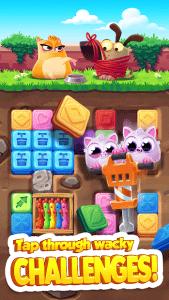 Cookie Cats Blast MOD APK Android 1.26.5 Screenshot