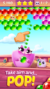 Cookie Cats Pop MOD APK Android 1.48.3 Screensht