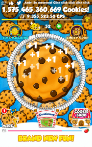 Cookie Clickers 2 MOD APK Android 1.14.10 Screenshot