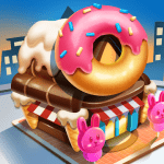 Cooking City craze chefs cooking games MOD APK android 1.73.5017