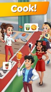 Cooking Diary Best Tasty Restaurant & Cafe Game MOD APK Android 1.27.0 Screenshot