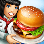 Cooking Fever MOD APK android 9.0.0
