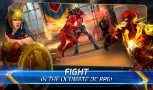 DC Legends Fight Superheroes MOD APK Android 1.26.9 Screenshot