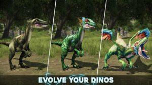 Dino Tamers Jurassic Riding MMO MOD APK Android 2.0.1 Screenshot