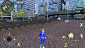 Dollar Hero Grand Vegas Police MOD APK Android 1.0.2 Screenshot
