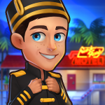Doorman Story Hotel team tycoon MOD APK android 1.2.12