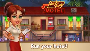 Doorman Story Hotel Team Tycoon MOD APK Android 1.2.12 Screenshot
