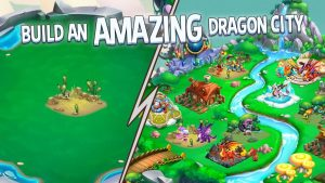 Dragon City MOD APK Android 10.3.2 Screenshot