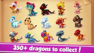 Dragon Mania Legends MOD APK Android 5.4.0f Screenshot