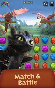 Dragons Titan Uprising MOD APK Android 1.13.11 Screenshot