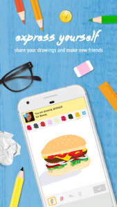 Draw Something Classic MOD APK Android 2.400.078 Screenshot