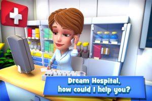 Dream Hospital Health Care Manager Simulator MOD APK Android 2.1.10 Screenshot