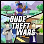 Dude Theft Wars Open World Sandbox Simulator BETA MOD APK android 0.87b
