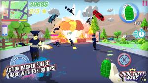 Dude Theft Wars Open World Sandbox Simulator BETA MOD APK Android 0.87b Screenshot