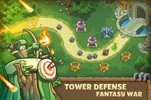Empire Warriors Tower Defense TD Strategy Games MOD APK Android 2.3.2 Screenshot