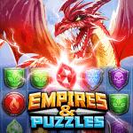 Empires & Puzzles Epic Match 3 MOD APK android 30.0.2
