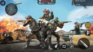 Encounter Strike Real Commando Secret Mission 2020 MOD APK Android 1.1.4 Screenshot