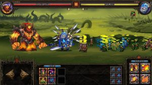 Epic Heroes War Action + RPG + Strategy + PvP MOD APK Android 1.11.3.402p Screenshot