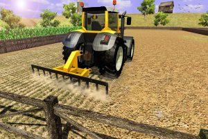 Farm Simulator 2020 Tractor Games 3D MOD APK Android 2.3 Screenshot
