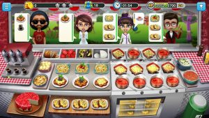Food Truck Chef Cooking Games Delicious Diner MOD APK Android 1.8.9 Screenshot