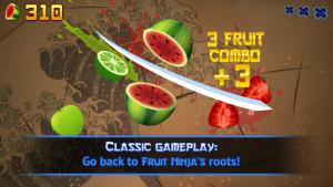 Fruit Ninja Classic MOD APK Android 2.4.6 Screenshot